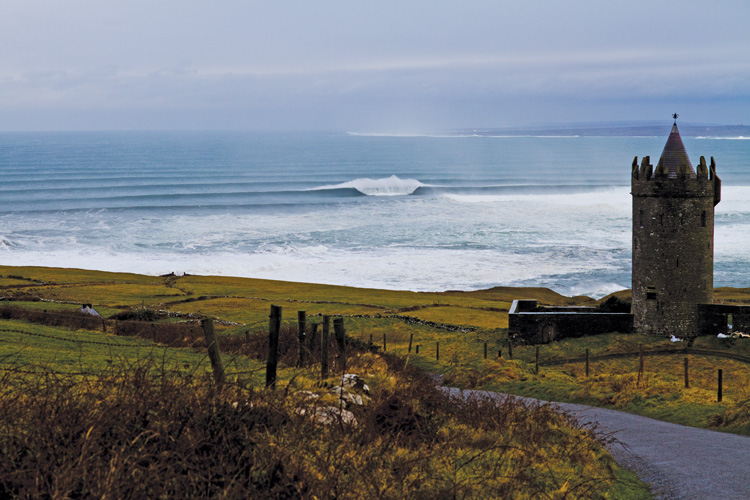 The Finest Line: an unexplored Irish reef goes off without any takers | Photo: Rusty Long