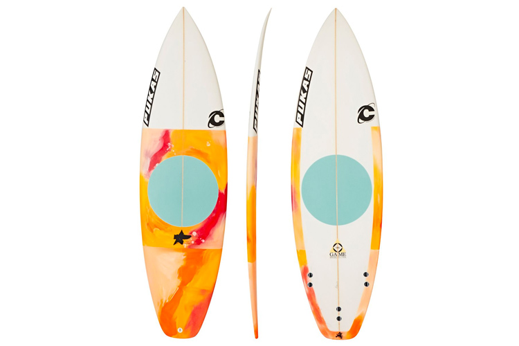The Shortboard: a high-performance surfboard | Photo: Pukas