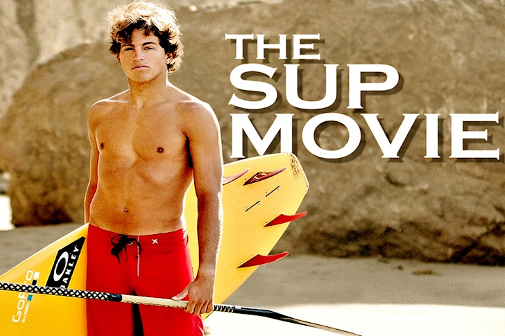 The SUP Movie: Kai Lenny shows us the way