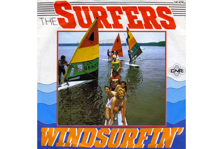The Surfers: the Dutch group had a huge hit with 'Windsurfin'