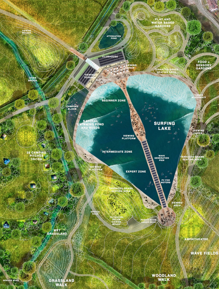 The Wave Bristol: a 70-acre site that will be making waves | Illustration: The Wave