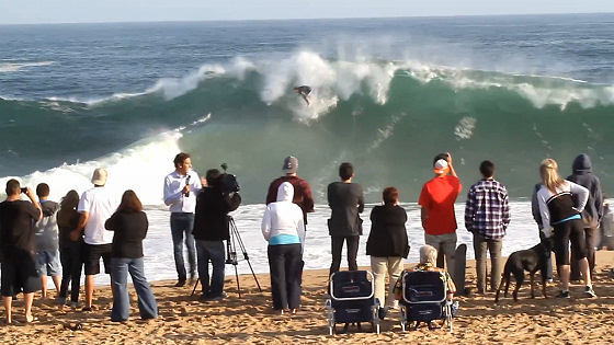 The Wedge: fired up