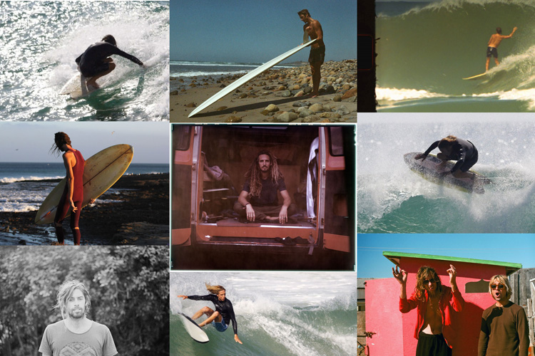 The Zone: a surf film by Jack Coleman