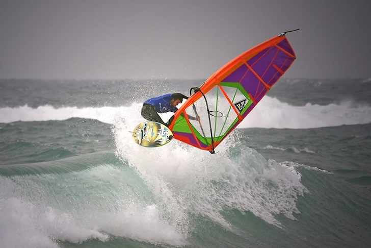 Rip Curl Windsurfing Pro Tour 2014 kicks off in France