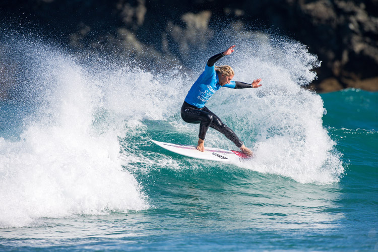 World Surf League: there will be more premium QS events in 2020 | Photo: Masurel/WSL