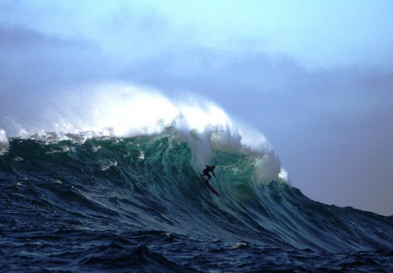 Todos Santos Big Wave Event