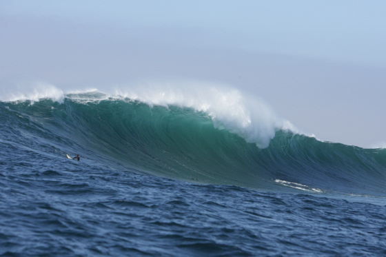Todos Santos Big Wave Event: the word «big» is well applied