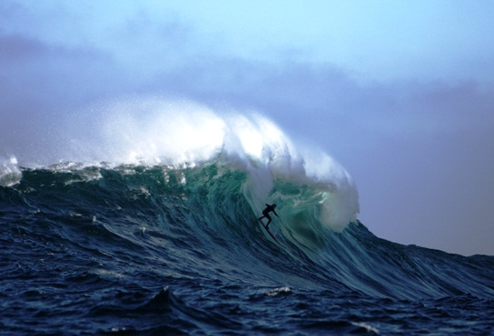 Todos Santos Big Wave Event: everyone's looking at the computer swell forecast'