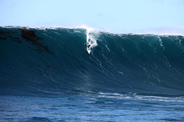 Todos Santos: the Mexican liquid avalanche | Photo: WSL