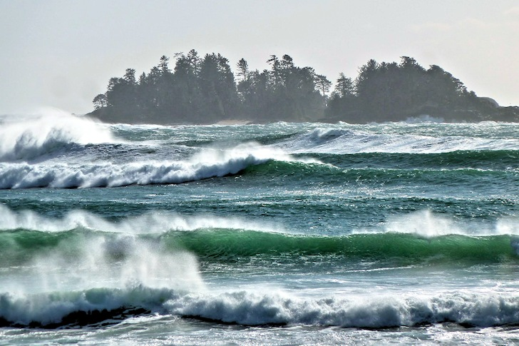 Tofino: Canada's surfing capital | Photo: Paddlepg.blogspot.com