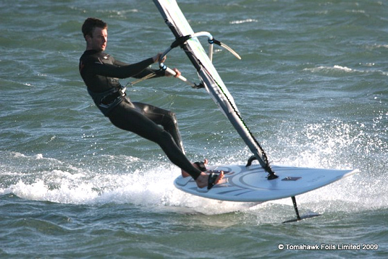 Tomahawk Foils Are The New Windsurfing Revolution