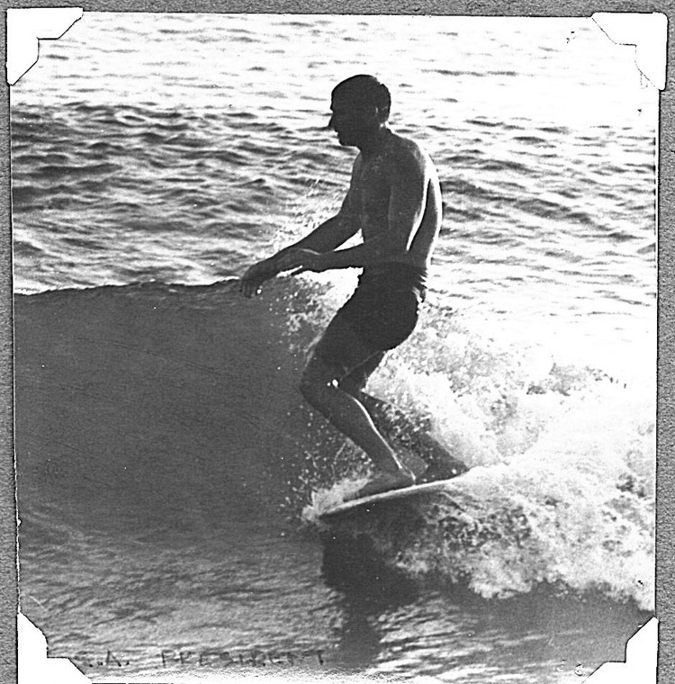 Tom Morey: always a surfer | Photo: Tom Morey Archive