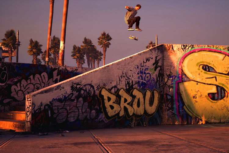 Tony Hawk's Pro Skater 1 + 2: the most famous skateboarding games of all time are back in 2020 | Photo: Activision