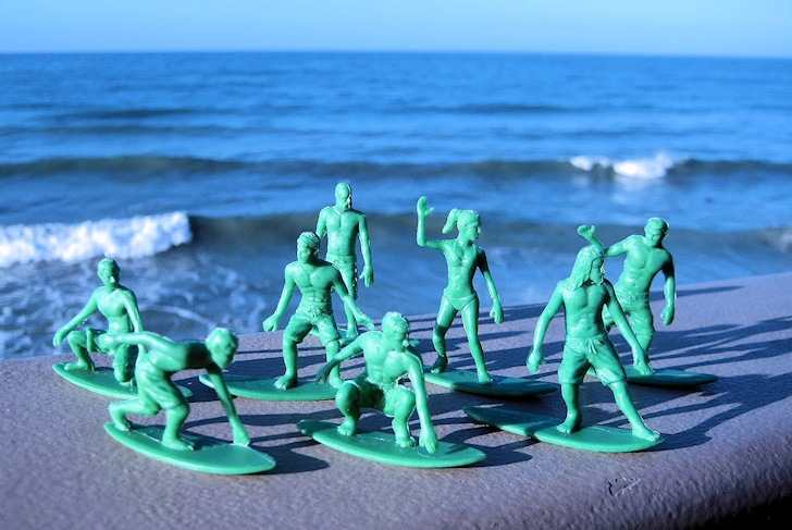 Toy Boarders: what your favorite surf figure?