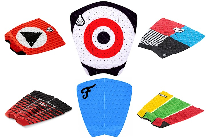 Surf traction pads: get a grip