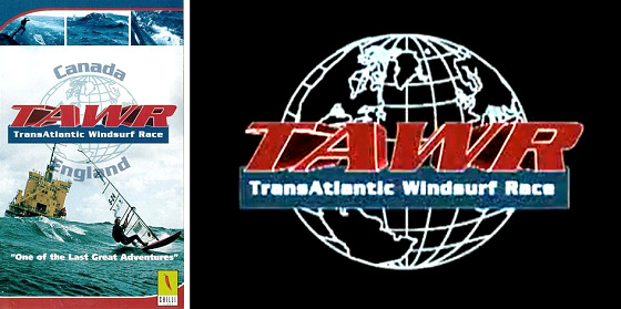 TransAtlantic Windsurf Race: the rare documentary is only available on VHS