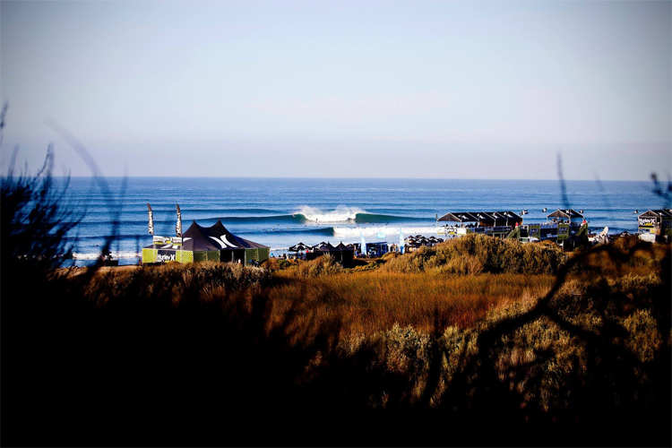 Trestles: a perfect venue for the Los Angeles 2028 Olympic Games | Photo: Rowland/WSL