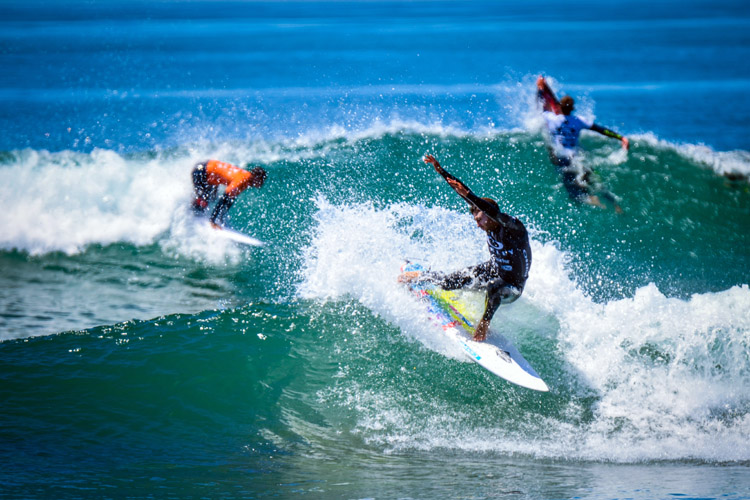 Lower Trestles: one of Southern California's finest surf breaks | Photo: Troy Williams/Creative Commons