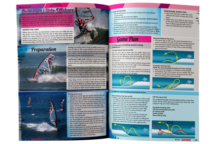 Tricktionary 3: Windsurfing Bible: Michael Rossmeier has tips for almost everything