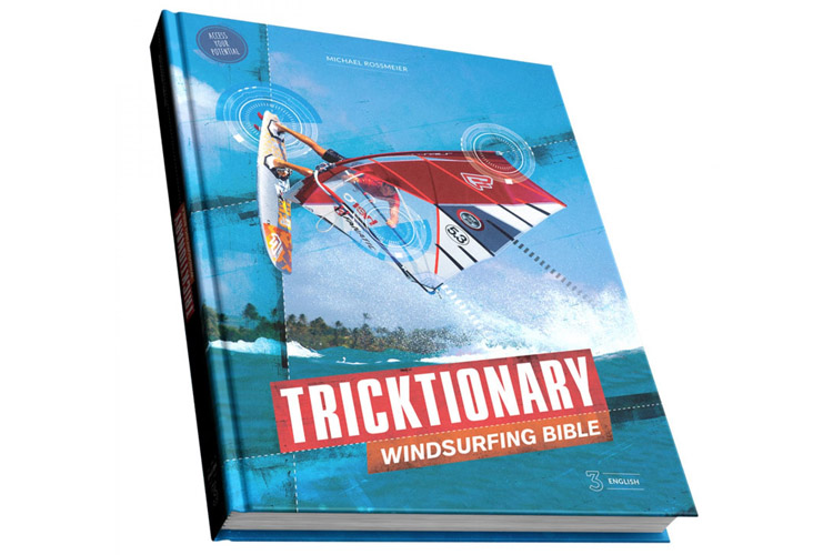 Tricktionary 3: this could be the Windsurfing Bible