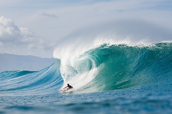 Triple Crown of Surfing: online viewers are increasing rapidly