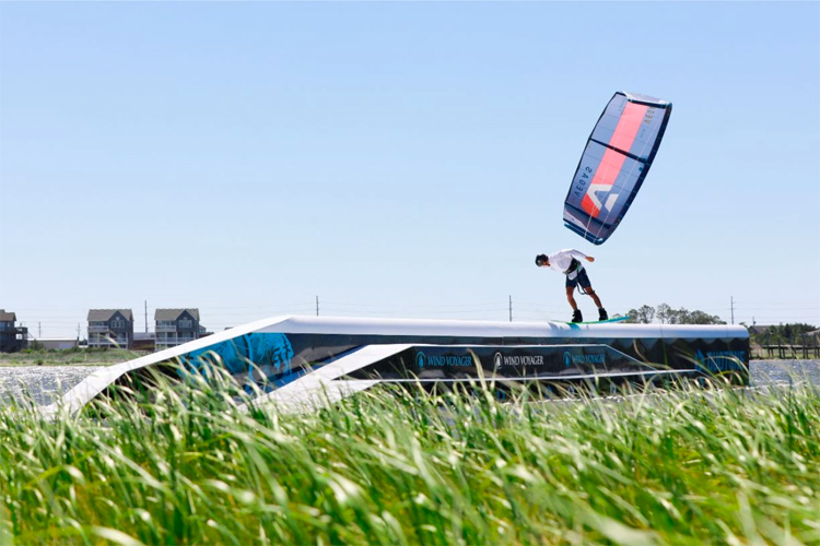 Triple-S Invitational: the wake-style kiteboarding event ran between 2006 and 2019 | Photo: Bromwich/Real Watersports