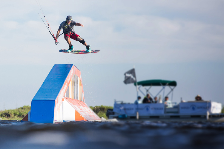 Triple-S Invitational: the world's finest wake-style kiteboarding competition | Photo: Triple-S Invitational