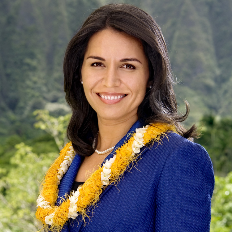 Tulsi Gabbard: she is taking the aloha spirit to the White House | Photo: Creative Commons