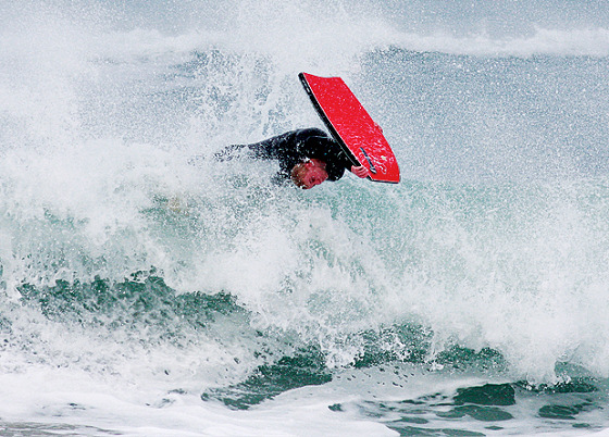 UK bodyboarding: Barber's going to boost your skills