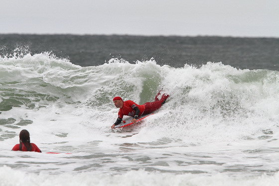 Bodyboarding in Wales: Rob Barber is teaching everyone