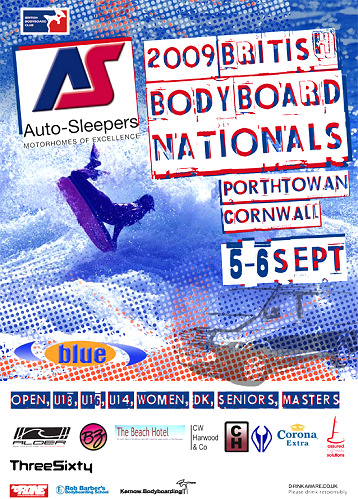 2009 British Bodyboard Nationals