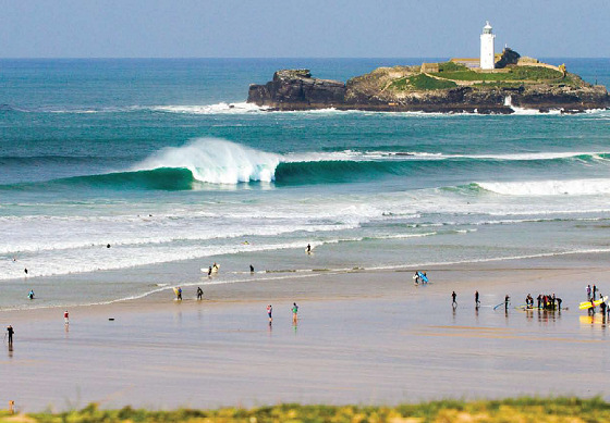 Surfing in the UK: 500,000 riders in the country of Queen Elizabeth II