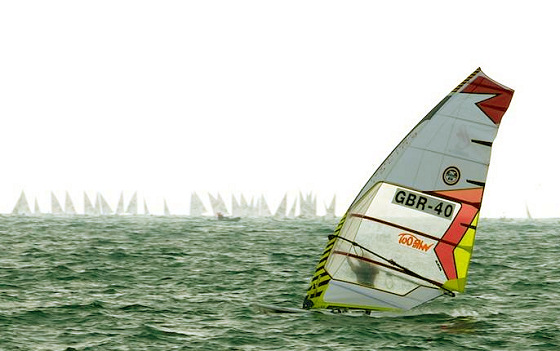 UK windsurfers: angry with ISAF