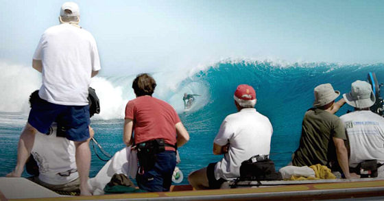 The Ultimate Wave, featuring Kelly Slater