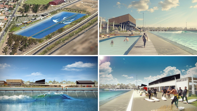 URBNSurf Melbourne: Australia's first surf pool opens in 2017