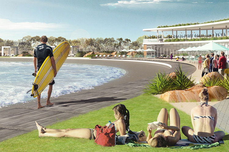 Urbnsurf Sydney: an artificial wave pool by Wavegarden | Photo: Wave Park Group