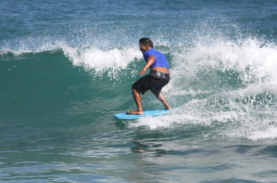 USBA Science Hawaii Tour: hey, this is a bodyboarding contest