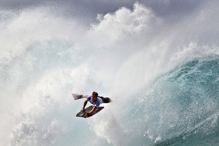 Bodyboarding in the USA: hundreds of world-class spots to discover