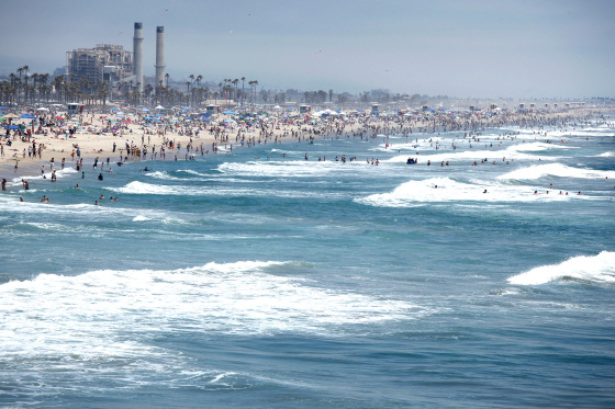 US Open of Bodyboarding: let the boogieboarders play