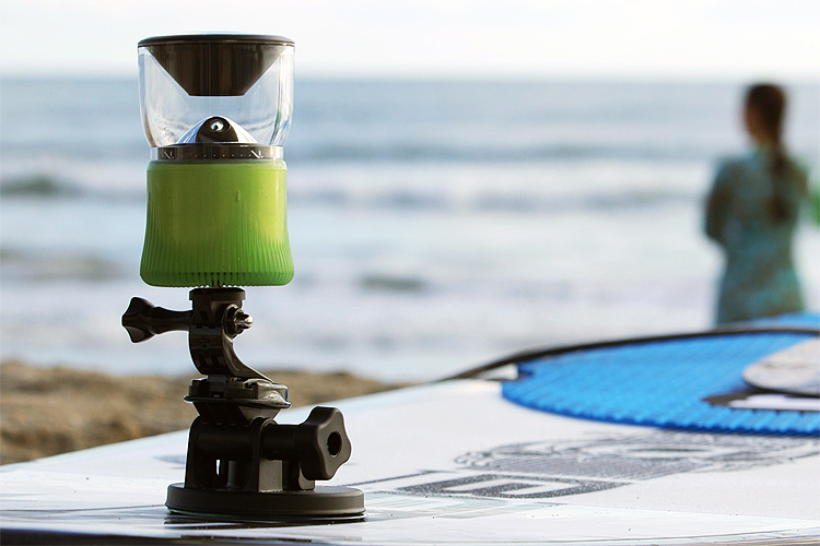 V.360: a 360-degree surf camera