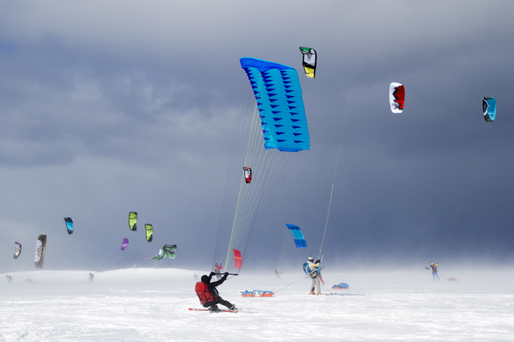 2019 VAKE: the Long Distance Kiting WISSA World Championship featured 32 teams | Photo: Jordal/VAKE