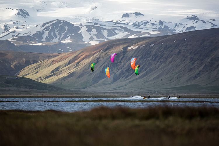 Iceland: a Nordic kiteboarding paradise | Photo: Manera