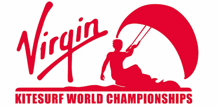 Virgin Kitesurf World Championships: the new logo