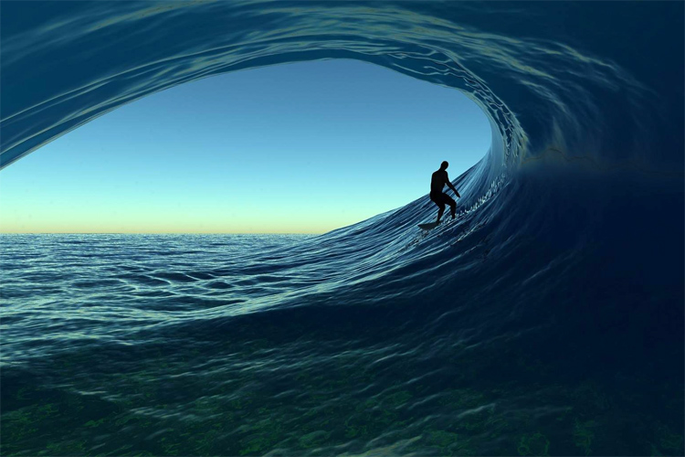 Virtual Surfing: