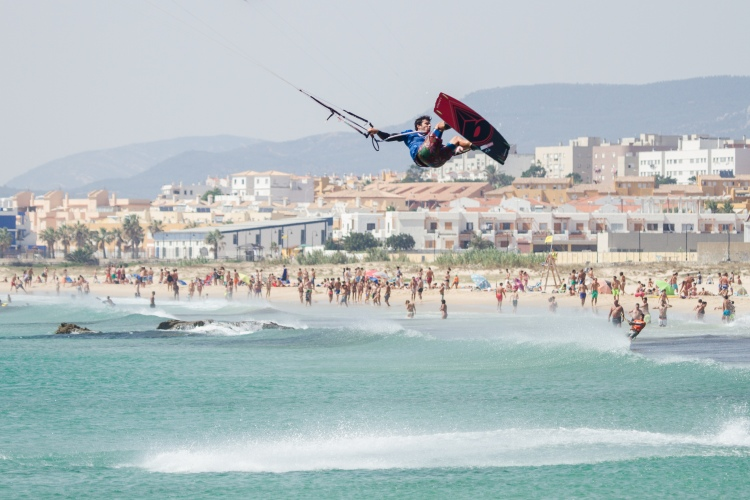 Virgin Kitesurf World Championships: stop it, say IKA | Photo: VKWC