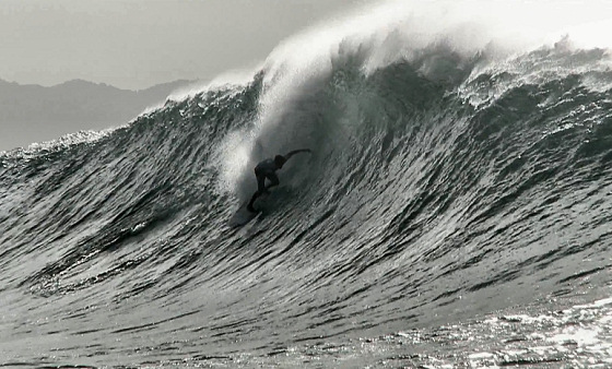 Volcom Pipe Pro: there is only way out