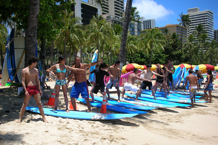 The Waikiki Beach Boys Tradition Is At Risk