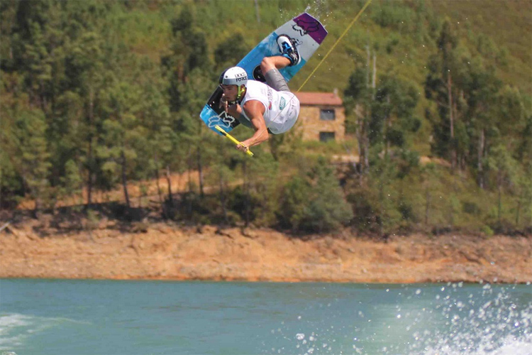 Castelo de Bode: Europe's ultimate wakeboarding destination | Photo: Wakeboard Portugal