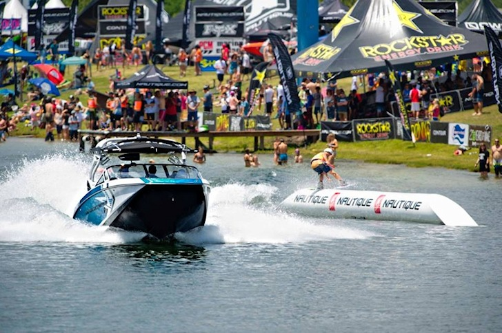 Nautique Wake Games 2014: pumped and crowded