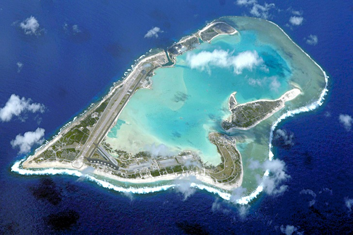 Wake Island: part of the Pacific Remote Islands Marine National Monument